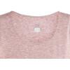 Sherpa Asha jurk Dames roze